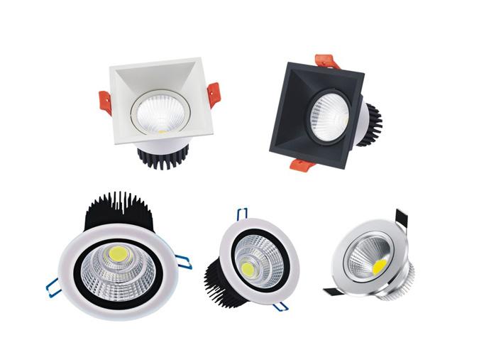 LED嵌入式COB射灯纬来体育直播官网 总决赛